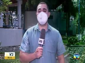 Veja os números da Covid-19 em Imperatriz - Repórter André Sousa apresenta na manhã desta quinta-feira (15) os números da doença na cidade.