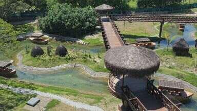 Globo Repórter - Bioparques - 16/04/2021 - 'Globo Repórter' mostra o processo de transformação de zoológicos em bioparques