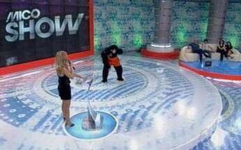 Atores de Maysa desvendam mímica no Video Game! - Larissa Maciel e Melissa Vettore enfrentam Jayme Matarazzo e Eduardo Semerjian na prova do Showpanzé e Angélica se diverte!