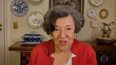 Programa de 20/04/2021 - Uma conversa com Ruth Rocha, a grande dama da literatura infantil brasileira, que está completando 90 anos. Participa também Ana Maria Machado, sua colega de ofício e grande amiga.