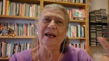 Ana Maria Machado critica literatura infantil militante - Ruth Rocha e Ana Maria relembram histórias de suas carreiras como escritoras infantis. As duas também falam sobre a importância de Monteiro Lobato na literatura