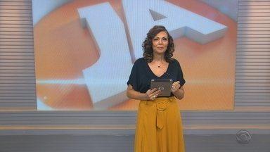 Assista a íntegra do Jornal do Almoço desta quinta-feira (22) - Assista ao vídeo.