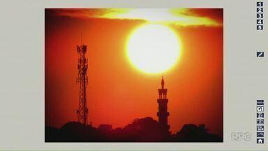 Tempo segue firme no fim de semana em Maringá e região - Veja a previsão para os próximos dias.