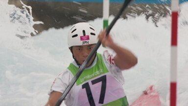 Monge japonês Kazuki Yazawa perto de disputar a quarta Olimpíada - Monge japonês Kazuki Yazawa perto de disputar a quarta Olimpíada