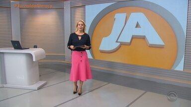 Assista a íntegra do Jornal do Almoço desta segunda-feira (26) - Assista ao vídeo.