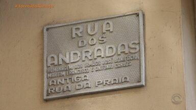 Jornal do Almoço conta a história da Rua dos Andradas, em Porto Alegre - JA faz contagem regressiva para os 250 anos da Capital dos gaúchos.