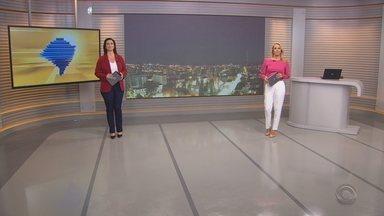 Assista a íntegra do Bom Dia Rio Grande desta quarta (28) - Assista ao vídeo.