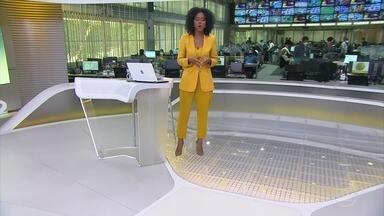 Jornal Hoje - Edição de 29/04/2021 - Os destaques do dia no Brasil e no mundo, com apresentação de Maria Júlia Coutinho.