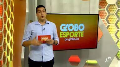 Íntegra - Globo Esporte CE - 01/05/2021 - Íntegra - Globo Esporte CE - 01/05/2021