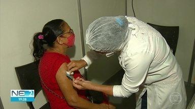 Começou hoje em Olinda a vacinação de pessoas que têm comorbidades - Serão atendidas pessoas que têm duas ou mais doenças associadas