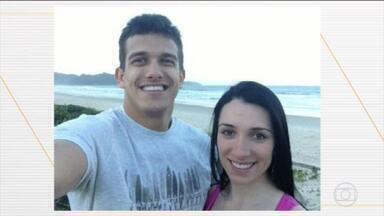Julgamento de acusado de matar Tatiane Spitzner deve começar nesta terça-feira, no PR - Deve começar nesta terça-feira (4), o julgamento de Luis Felipe Manvailer, acusado de matar a mulher, Tatiane Spitzner, em Guarapuava, no Paraná. Tatiane morreu em 2018 e o julgamento já foi adiado três vezes.
