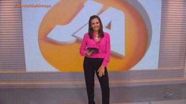 Assista a íntegra do Jornal do Almoço desta terça (4) - Assista ao vídeo.