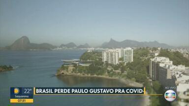 Cidade de Niterói sempre serviu de inspiração para os trabalhos de Paulo Gustavo - Além da mãe, alguns lugares de Niterói sempre estiveram presentes nos trabalhos do ator.