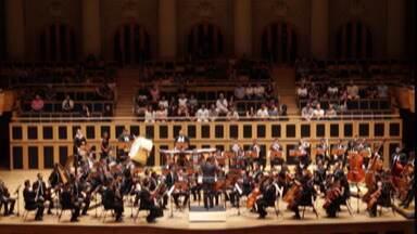 Sinfônica de Mogi das Cruzes faz live de apresentações nesta quarta-feira (5) - Entre as atrações, serão exibidas gravações de algumas apresentações da banda e da orquestra feitas na Sala São Paulo.