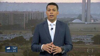 Bom Dia DF - Edição de quarta-feira, 05/05/2021 - Sem aumento da Petrobras, gasolina volta a subir nos postos da capital. Justiça mantém bloqueio das contas de Ibaneis no caso da doação de EPIs para o Piauí. STF mantém condenação do ex-governador Arruda. E mais notícias da manhã.