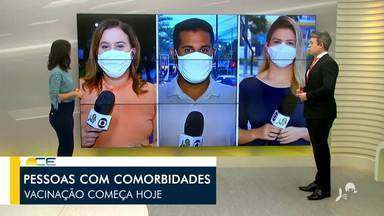 Veja os destaques do Bom Dia Ceará desta quarta-feira (5) - Saiba mais em: g1.com.br/ce