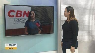 CBN Macapá: Hospital de Santana inaugura cartório de registros de maternidade - Com isso, bebês que nascem na unidade podem ser registrados no próprio local.