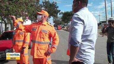 Posto avançado do Corpo de Bombeiros será instalado em Bocaiuva - Posto vai atender seis cidades da região.