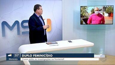 Polícia investiga duplo feminicídio nesta terça-feira - Em Ponta Porã