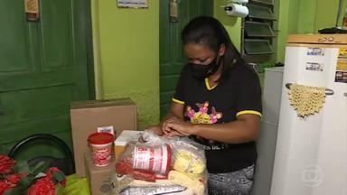 Campanha vai ajudar milhares de famílias a ter um Dia das Mães com mais comida em casa - Uma campanha da Central Única das Favelas vai ajudar milhares de famílias de comunidades carentes, em todos os cantos do Brasil a ter um Dia das Mães com mais comida na mesa.