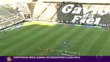 Quartas de final do Paulistão estão definidas - Corinthians X Inter de Limeira; São Paulo X Ferroviária; Bragantino X Palmeiras; Mirassol X Guarani.