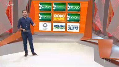 Globo Esporte DF - 10/05/2021 - na íntegra - Globo Esporte DF - 10/05/2021 - na íntegra