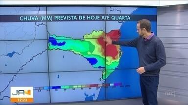 Confira a previsão do tempo - Confira a previsão do tempo