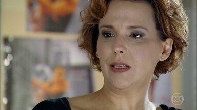 Ana pede para Eva deixá-la sozinha por um tempo - Eva tenta convencer Ana a fazer os exercícios