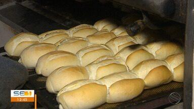 Valor do pão está mais caro em Sergipe - Valor do pão está mais caro em Sergipe.