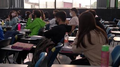 Estudantes do Alto Tietê se preparam para Enem 2021 - O prazo para pedir a isenção do vestibular começa no dia 17 e vai até o dia 28 de maio.