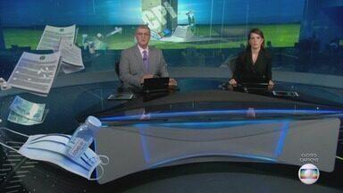 Jornal Nacional, Íntegra 13/05/2021 - As principais notícias do Brasil e do mundo, com apresentação de William Bonner e Renata Vasconcellos.