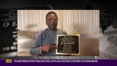 Os mistérios por trás do gol de placa de Pelé contra o Fluminense - Os mistérios por trás do gol de placa de Pelé contra o Fluminense