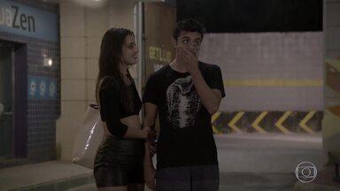 Cobra assume que gosta de Jade - Karina e Pedro dormem, e Tomtom tem uma ideia para brincar com eles