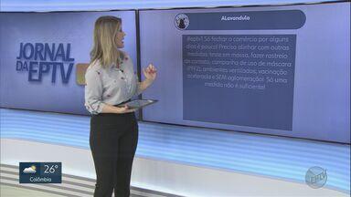 Veja as mensagens enviadas pelos telespectadores no EPTV 1 - Mande seu comentário pelo Twitter com a #EPTV1.