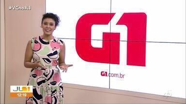 Veja os destaques do G1 Pará com a jornalista Gabriela Azevedo - Veja os destaques do G1 Pará com a jornalista Gabriela Azevedo.