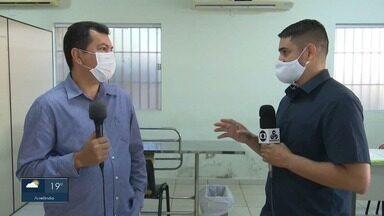 Saúde de Rio Branco segue com repescagem para vacinar pessoas com comorbidades contra Covi - Saúde de Rio Branco segue com repescagem para vacinar pessoas com comorbidades contra Covid-19