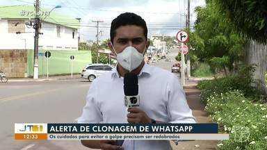 Saiba como se proteger do 'golpe da clonagem do whatsapp' usado por estelionatários - Polícia alerta para ocorrência de crimes cibernéticos.