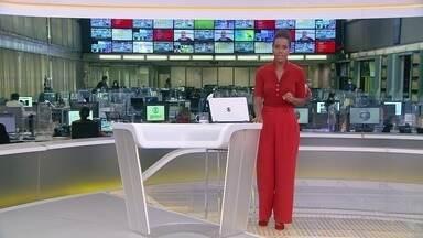 Jornal Hoje - Edição de 25/05/2021 - Os destaques do dia no Brasil e no mundo, com apresentação de Maria Júlia Coutinho.