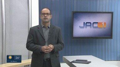 Assista a íntegra do Jornal do Acre 1ª desta terça-feira (25) - Assista a íntegra do Jornal do Acre 1ª desta terça-feira (25)