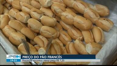 Pesquisa mostra o preço do pão francês em João Pessoa - Confira os preços.