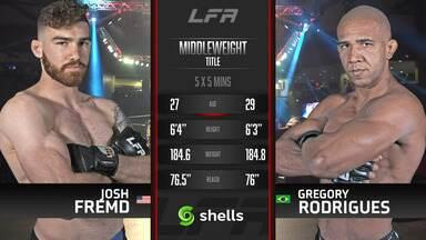 LFA 108 - Gregory Robocop x Josh Fremd - LFA 108 - Gregory Robocop x Josh Fremd