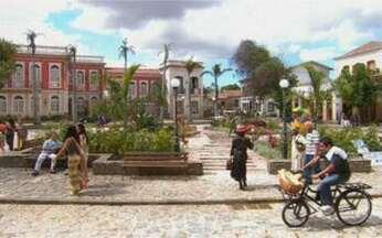 Conheça o mapa virtual de Caramirim! - O Video Show mostra cada cantinho da cidade cenográfica de Três Irmãs.