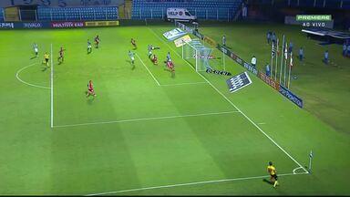Vila Nova empata com o Avaí em 1 x 1 pela Série B do Brasileirão - Próximo adversário do Tigrão é o Bahia, quarta-feira (9) às 19h.