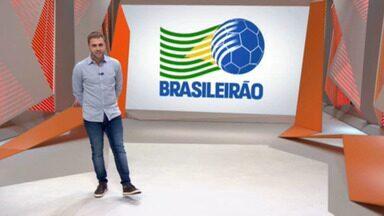 Confira os gols de domingo pela Série A do Brasileirão - Confira os gols de domingo pela Série A do Brasileirão