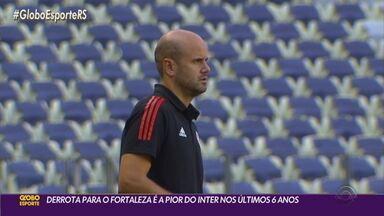 Inter sofre a maior goleada em seis anos e pressão sobre Ramírez aumenta - Apesar dos últimos resultados, a diretoria colorada segue bancando a permanência do treinador.