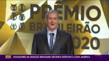 Rogério Caboclo é afastado da presidência da CBF depois de denuncia de assédio sexual - Rogério Caboclo é afastado da presidência da CBF depois de denuncia de assédio sexual