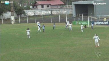 Sereias da Vila perdem para o Avaí por 2 a 1 - Partida aconteceu pelo Campeonato Brasileiro Feminino.