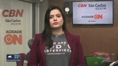São Carlos registra mais 3 mortes por Covid-19 e soma 367 óbitos - Confira os detalhes com a repórter Mayara Luna, da CBN.