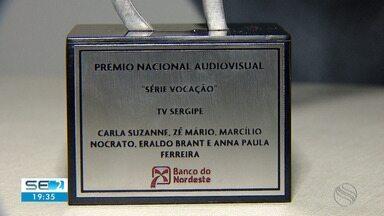 TV Sergipe vence Prêmio BNB de Jornalismo - TV Sergipe vence Prêmio BNB de Jornalismo
