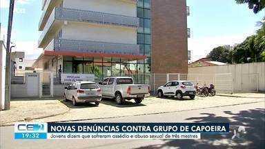 Ministério Público recebe novas denúncias de assédio em grupo de capoeira - Confira mais notícias em g1.globo.com/ce